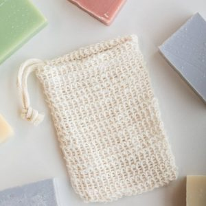 Casa Agave™ Woven Soap Bag – Exfoliating Scrubber 2