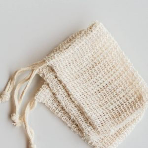 Casa Agave™ Woven Soap Bag – Exfoliating Scrubber 3