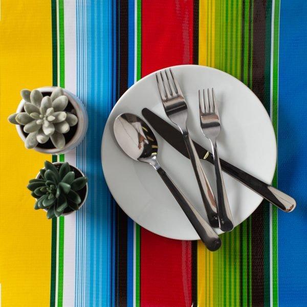 Mexican Party Tablecloth Cocina The Shop