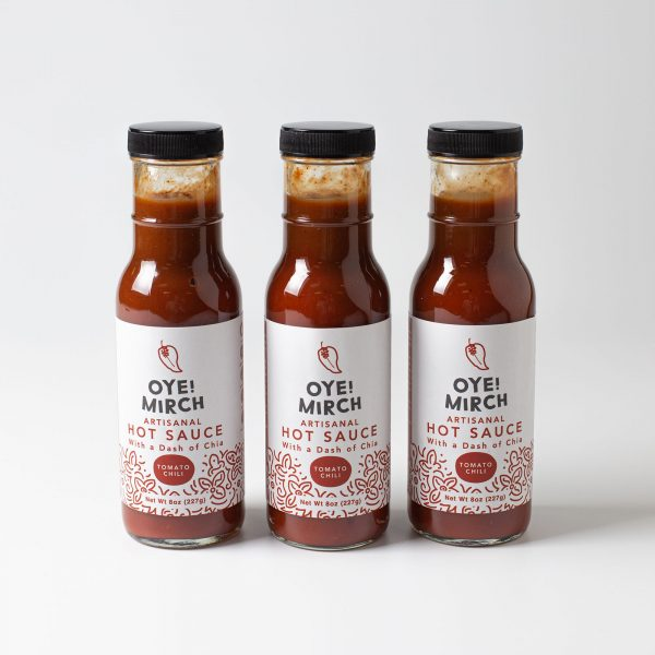 Chili Hot Sauce-Tomato Cocina The Shop