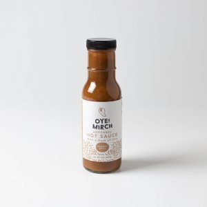 Chili Hot Sauce - Peanut Cocina The Shop