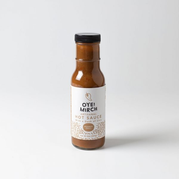 Chili Hot Sauce – Peanut Cocina The Shop