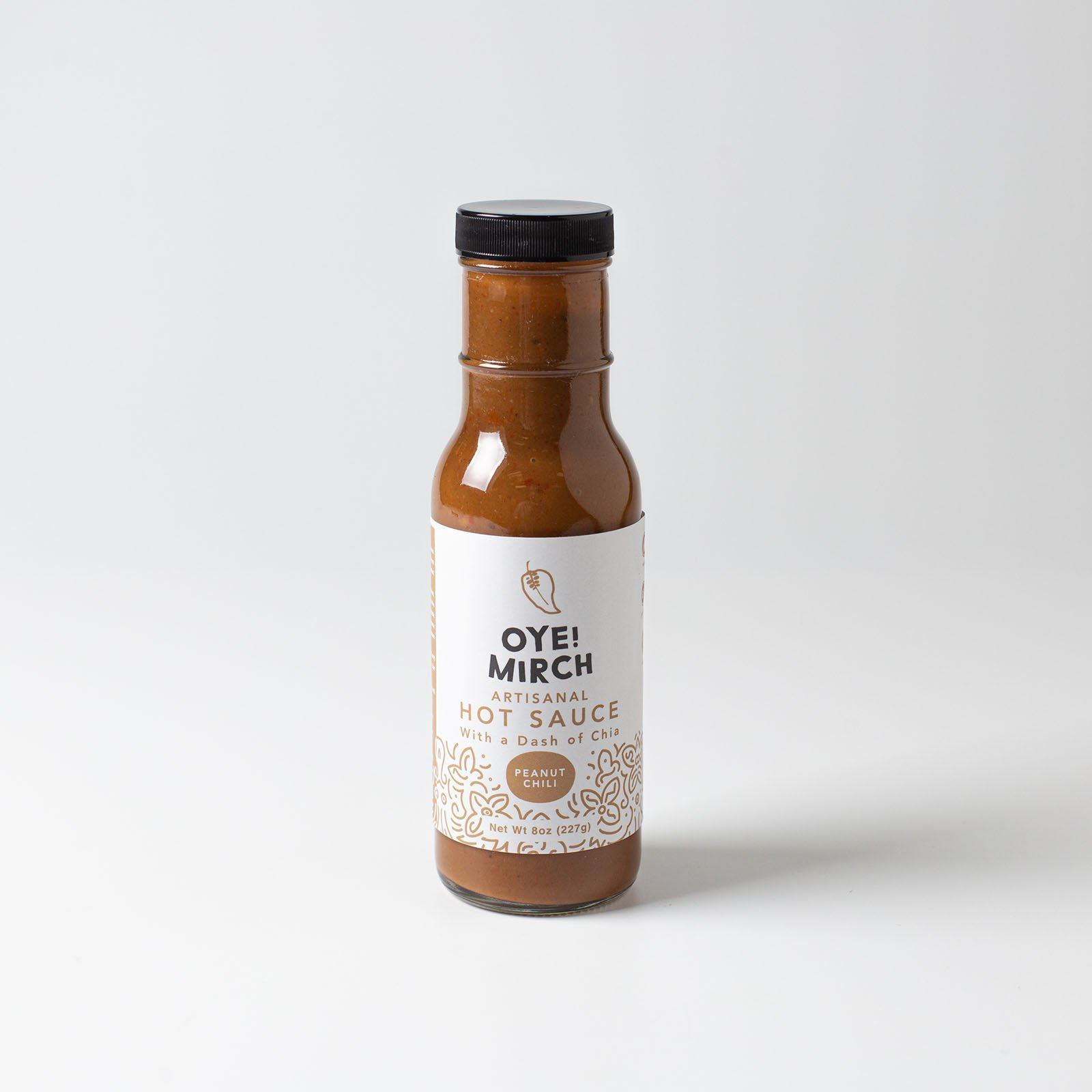 Chili Hot Sauce - Peanut Cocina The Shop