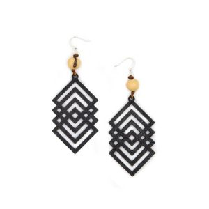 Cotocachi Diamond Earrings 1