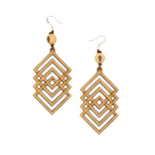 Cotocachi Diamond Earrings