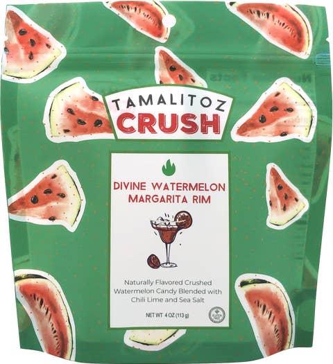 Divine Watermelon Crush Tamalitoz 12CT (Cocktail rim)