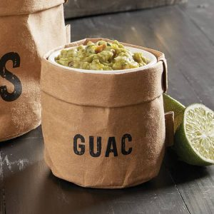 Guac Holder and Ceramic Dish 1