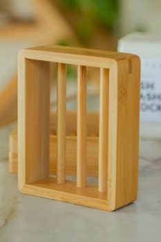 Moso Bamboo Soap Shelf 1