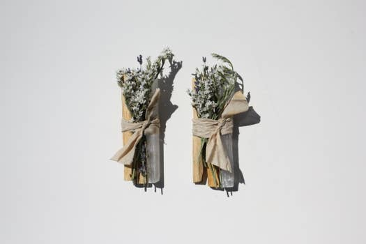 Palo Santo + White Selenite Bundle