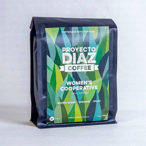 Women's co-op coffee by Cocina