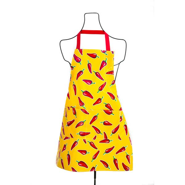Mexican Chiles Apron by Cocina