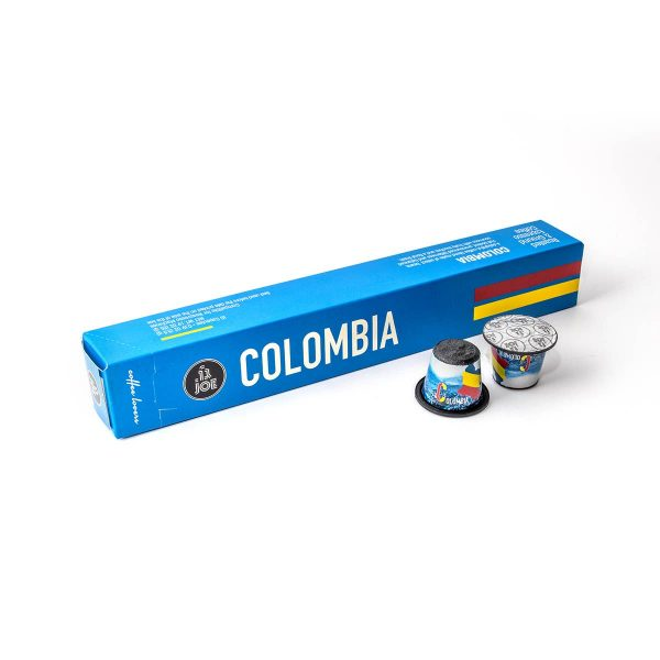 Nespresso Colombian Coffee Capsules by Cocina
