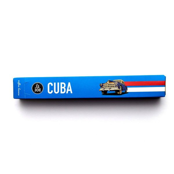 Nespresso Cuban coffee Capsules