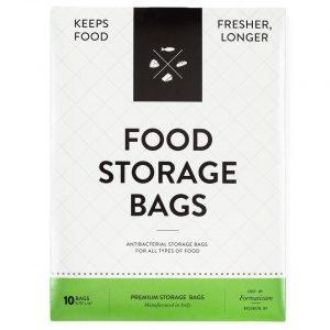 food storage bags