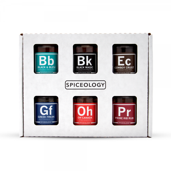 Spiceology Variety Pack by Cocina