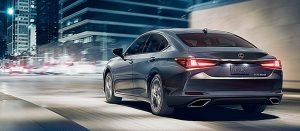 Lexus ES Sport - Cocina