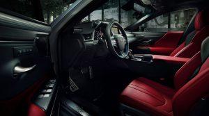 Lexus ES Sport 350 - Cocina