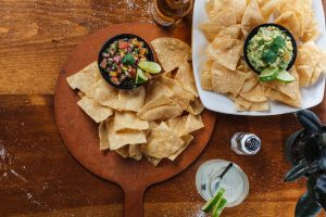 Baked Tortilla Chips/ Photo by Tim Toomey on Unsplash