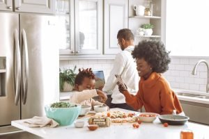 Family cooking Photo by Jimmy Dean on Unsplash