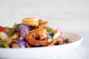 Shrimp - Photo by Alyssa Kowalski on Unsplash