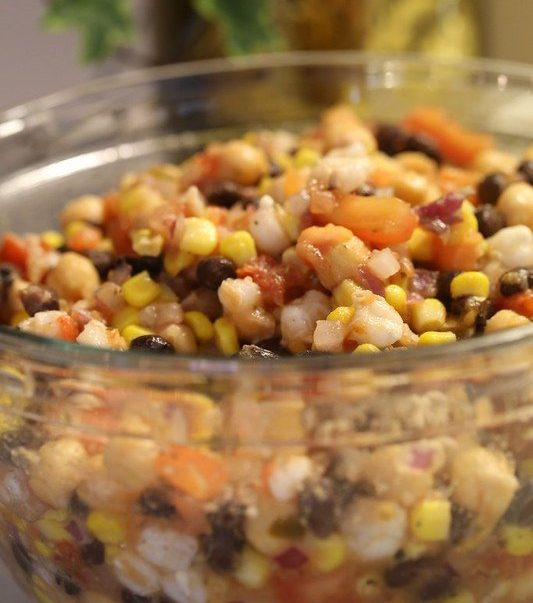 Mixed Beans and Corn Salsa - Photo by Carol Van Hook at Flickr